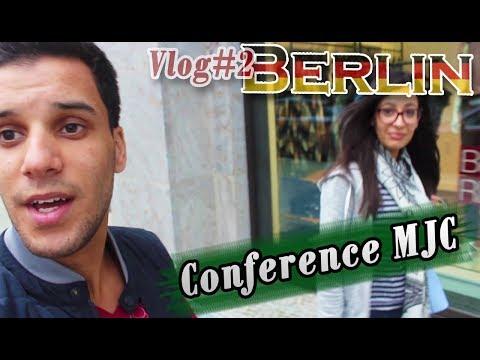 تقشقيش أحناك ✪ Vlog Berlin - MJ Conference ✪
