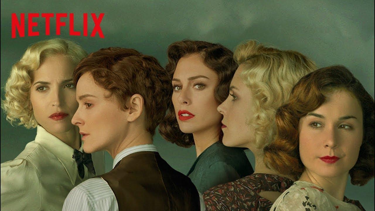 \'Las chicas del cable\': el tráiler de la temporada 4 de la serie de Netflix  promete mucha acción en tiempos...