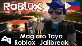 Maglaro tayo ng Roblox - Jailbreak ? Vamos a jugar en filipino