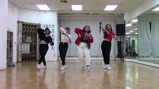 """마마무(MAMAMOO) """"HIP"""" - Dance by UNOS Dance Studio"""