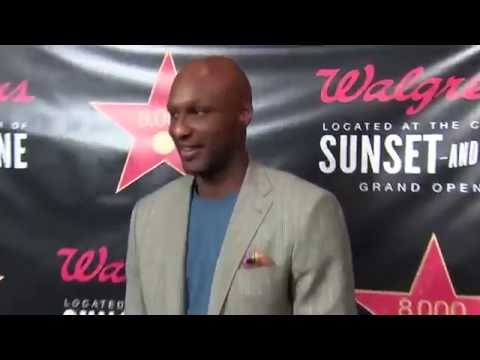 Joe Odom Pleads For Son, Lamar, To Get Help After Self-Destructive Behavior