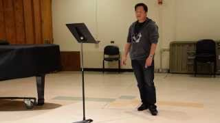 Hua Chang Lee - Stay Hungry Stay Foolish (Cover) - Steve Jobs Tribute - CSM Voice Class 10/15/2014