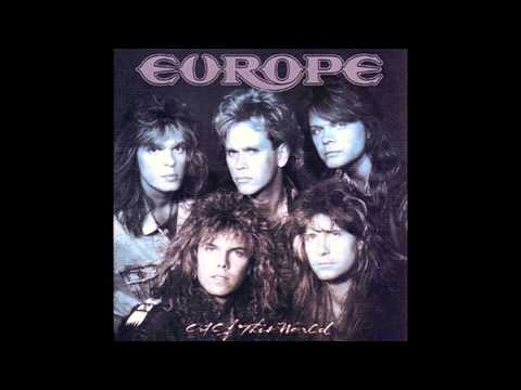 Europe-Rock the Night (backing Track)