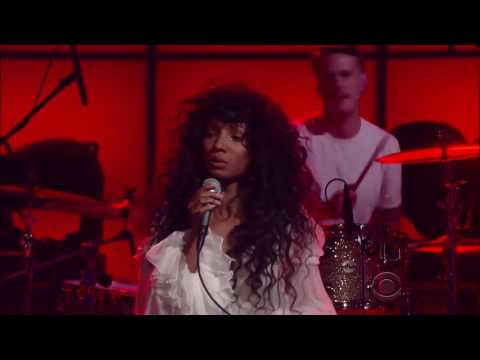 Diana Gordon — Woman (Live @ The Late Show with Stephen Colbert)