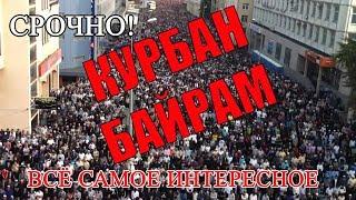 Курбан Байрам 2019 в Москве ограничат движение