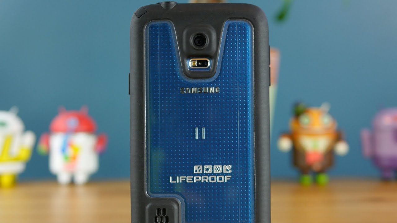 save off ea83b f976b Lifeproof Fre For The Galaxy S5 Full Review and Testing... in 4K!