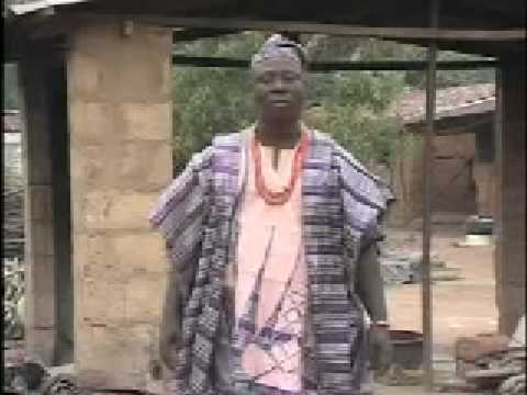 Oriki  of the Egbas - one of the Tribes in Nigeria
