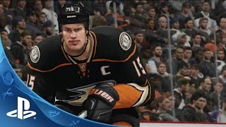NHL 16 - Canada PlayStation 4 Bundle - Behind the Scenes Trailer