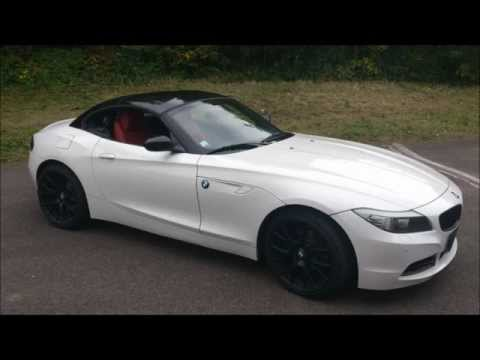 Auto Cover - Covering BMW Z4 Hard Top