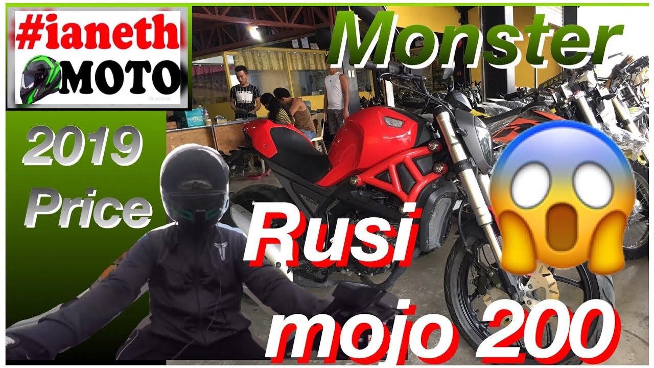 Price 200cc Rusi Mojo