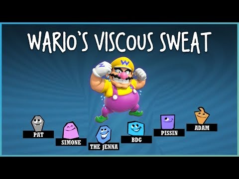 "Polygon Presents: ""Wario's Viscous Sweat"" — YOU DON'T KNOW JACKBOX"