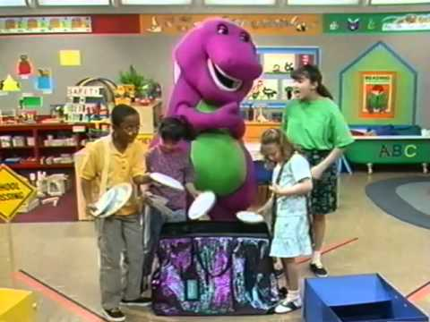 The Barney Bag Playing It Safe