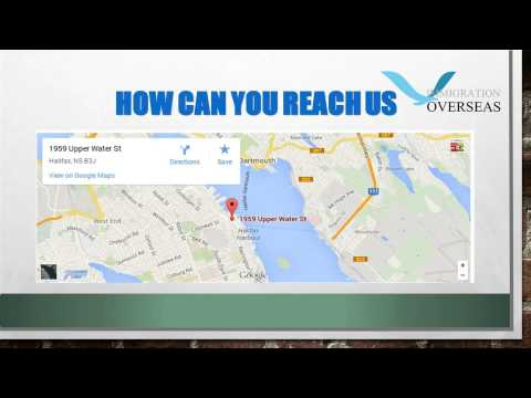 Establishing Channel's for Migration in Canada By Immigration Overseas