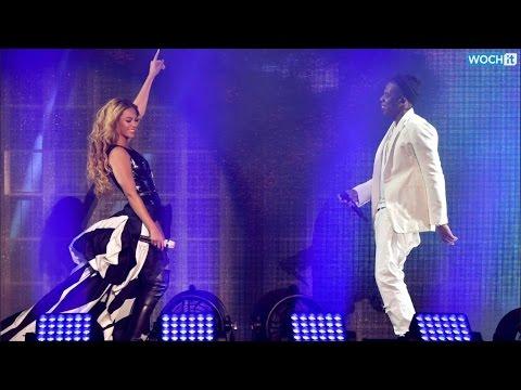 Did Jay-Z Just Announce Beyoncé's Second Pregnancy?