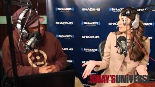 Miss Universe Gabriela Isler Stops By Sway in the Morning to Discuss Venezuelan Culture