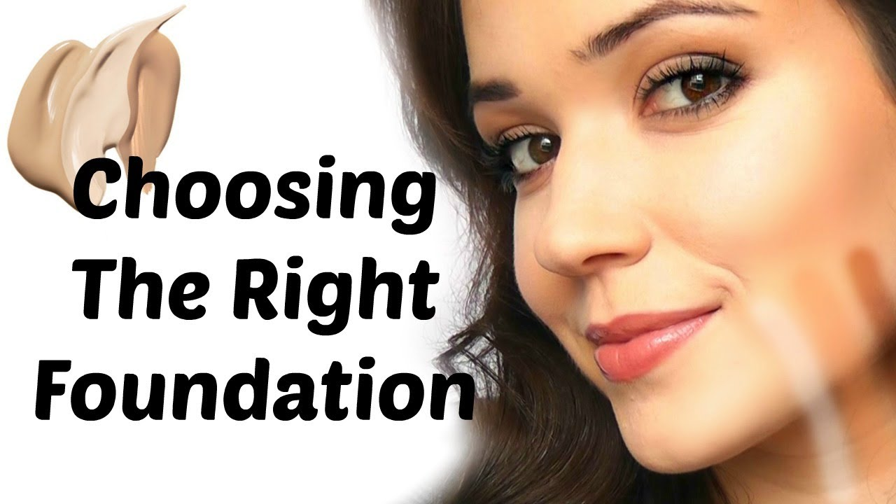 Image result for choosing foundation