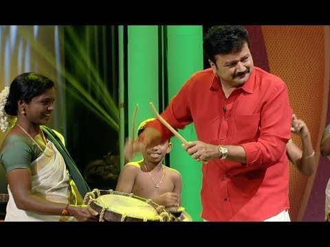 Onnum Onnum Moonu Season 2 I Ep 50 - With evergreen actor Jayaram I Mazhavil Manorama