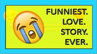 FUNNIEST LOVE STORY EVER (100% WILL MAKE YOU LAUGH) (Read Description) MUST WATCH - iSad Love Story