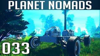 PLANET NOMADS [033] [Endlich ein fahrendes Auto] [S01] Let's Play Gameplay Deutsch German thumbnail