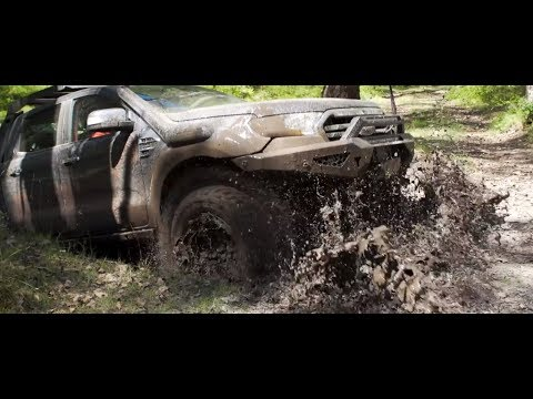 Ford Ranger build by Offroad Animal