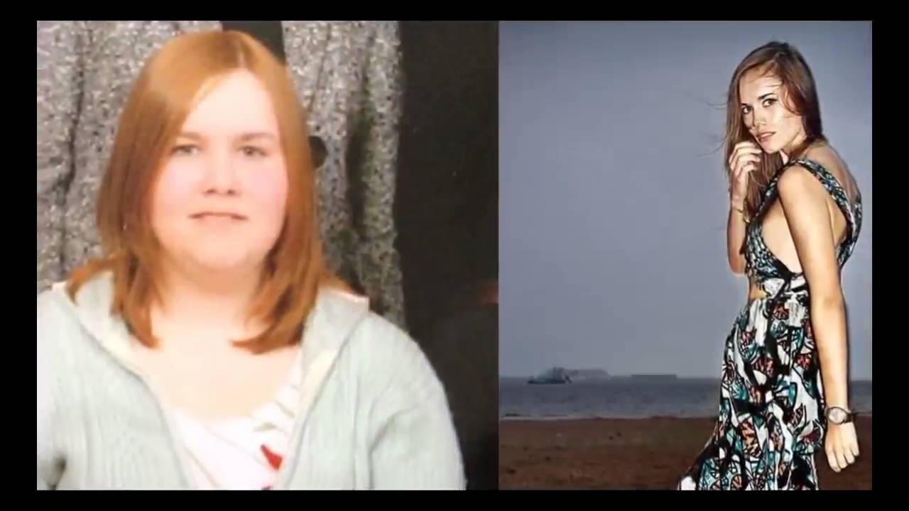 волшебные бобы до и после похудения щиколоток
