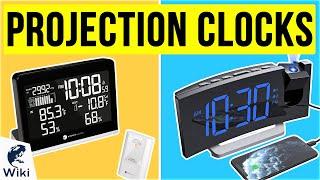 7 Best Projection Clocks 2020