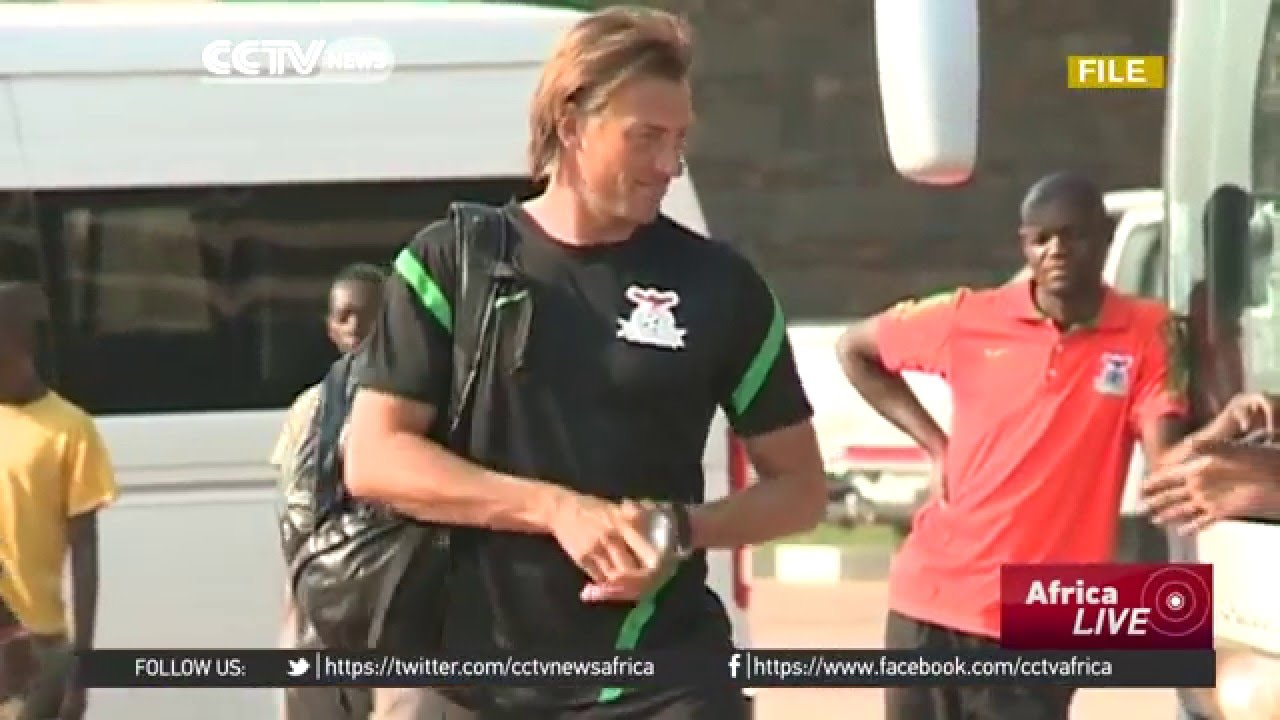 Wendy renard interview - Herve Renard Named Morocco Coach