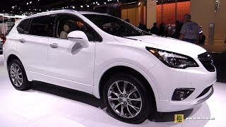 2019 Buick Envision - Exterior and Interior Walkaround - 2019 Detroit Auto Show