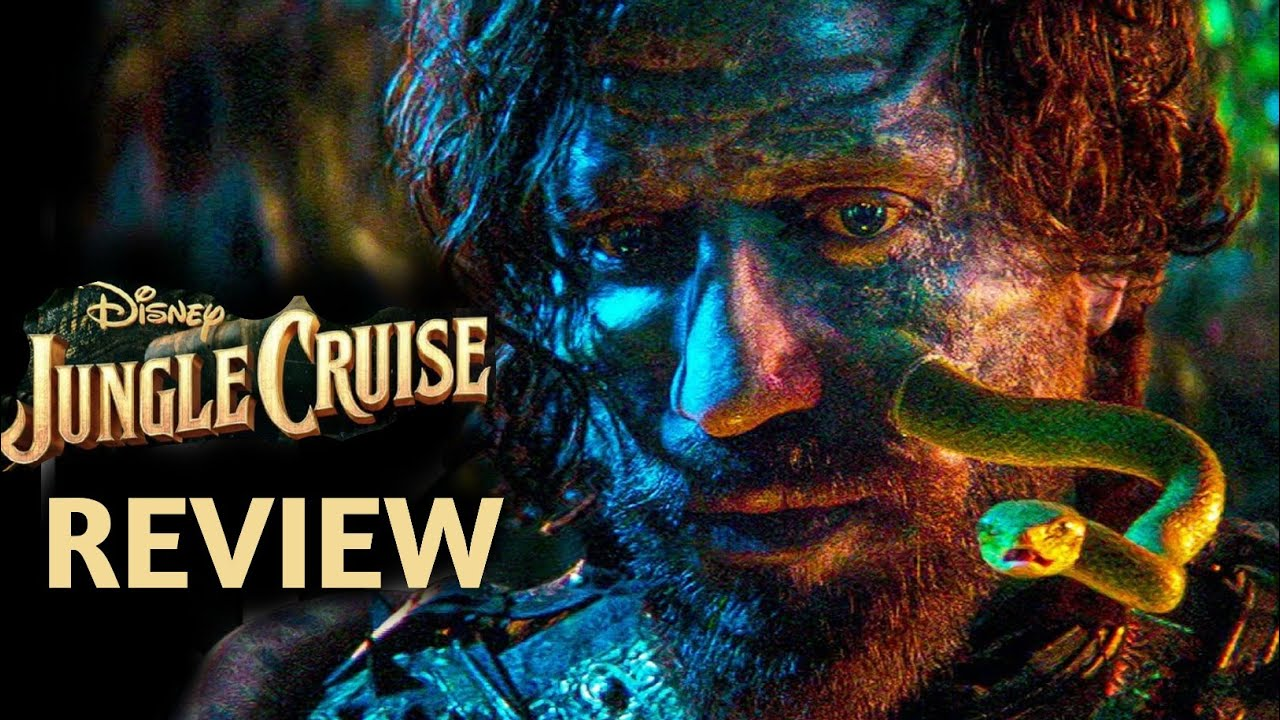 Download JUNGLE CRUISE Movie Review in Hindi | Jungle Cruise Full Movie | AKR Update