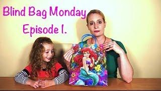 Episode 1 of Blind bag Monday