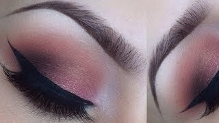 Pink Valentines day makeup tutorial Thumbnail
