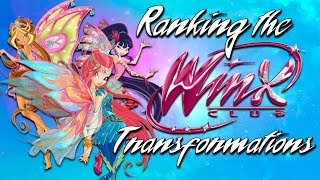 Ranking the Winx Club Transformations from Worst to Best