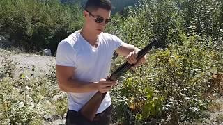 Huglu premium 12gauge double barrel shotguns