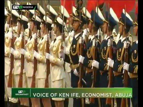 Bilateral Ties - TVC News Breakfast Show. Prof Ken Ife