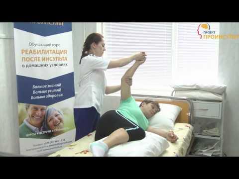 Реабилитация и восстановление после инсульта в домашних
