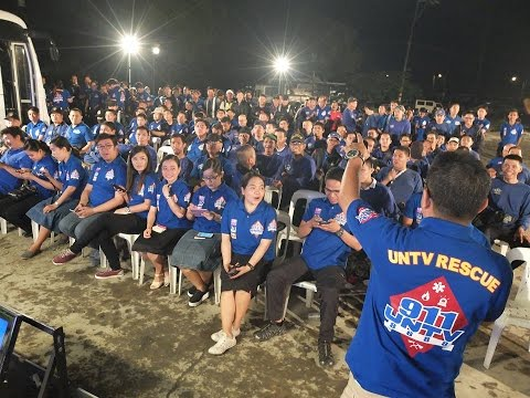 REPASO 2015: UNTV News & Rescue teams on alert during the festivities