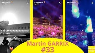 Martin Garrix mixing in Mallorca - snapchat - august 25 2016