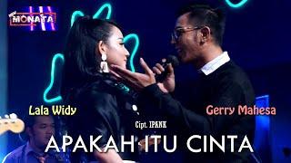 Download Lagu Apakah Itu Cinta - Lala Widy Feat Gerry Mahesa ( Official Music Video ) mp3