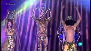 05 Drag Hydrus - Gala Drag Queen Maspalomas 2015