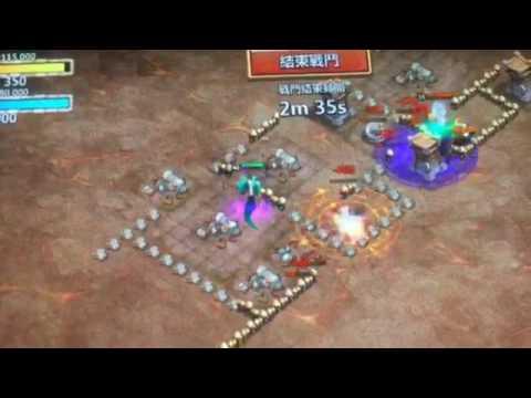 Castle Clash New Hero Medusa Gameplay (Proc First Look)