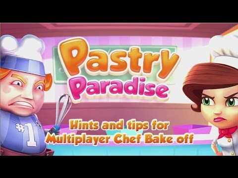Pastry Paradise -  Multiplayer - Tips #4