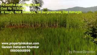 Agriculture Land for sale in Konkan