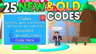 25 Roblox Bubble Gum Simulator Codes For 2019