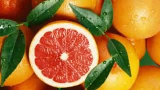 видео Сколько калорий в грейпфруте