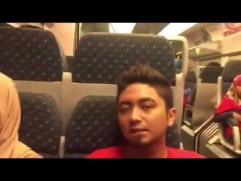 Kuala Lumpur & train from KLIA2 to KLIA 13/07/16