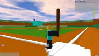 Soarinjeffrey's MLB Baseball Game Place- ROBLOX