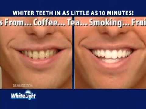 Cara Putihkan Gigi Seawal 10 Minit White Light Teeth Original