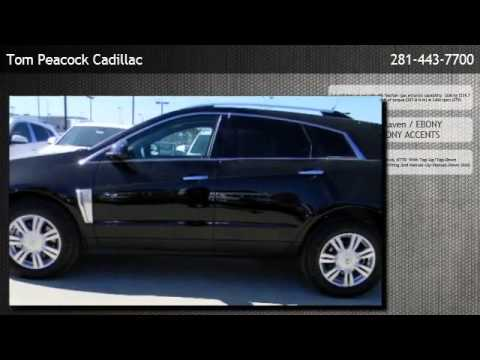 2013 cadillac srx fwd luxury collection houston youtube. Black Bedroom Furniture Sets. Home Design Ideas