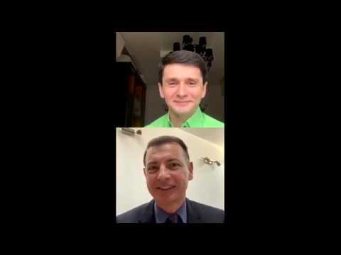 Интервью Игоря Жабина с Дмитрием Сёминым.