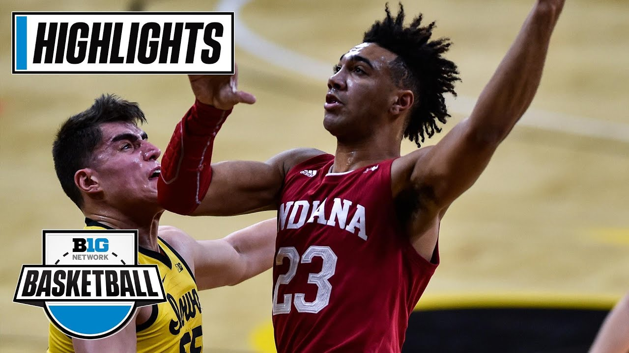 Indiana at Iowa | Can The Hoosiers Pull Off an Upset? | Jan. 21, 2021 | Highlights - download from YouTube for free